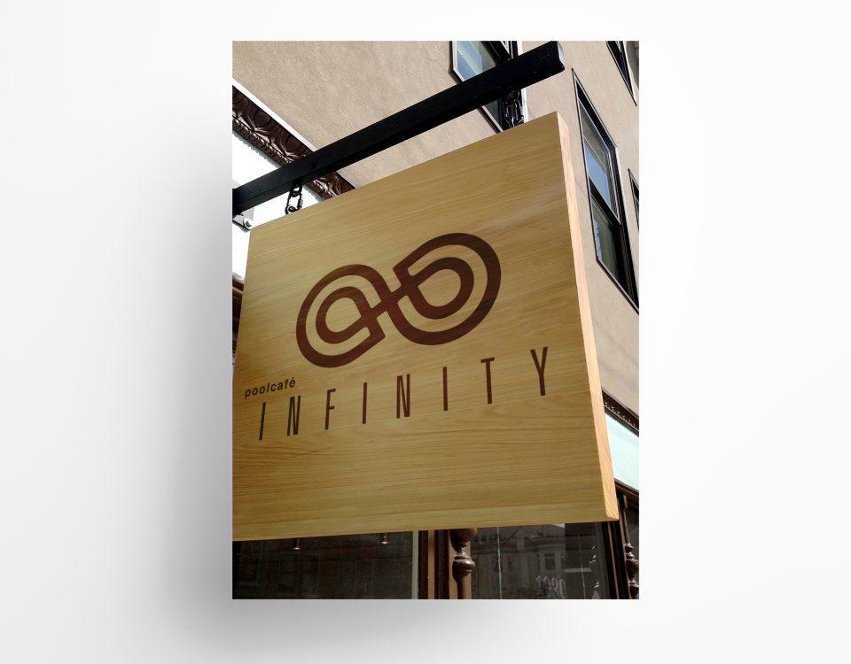 Poolcafé Infinity